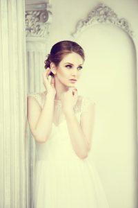 Makijaż panny młodej na ślub