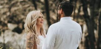 Do ślubu z tatuażem
