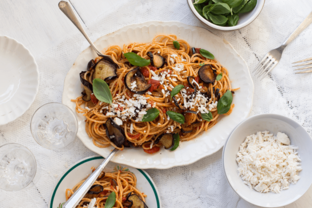La pasta alla Norma- sycylijskie arcydzieło