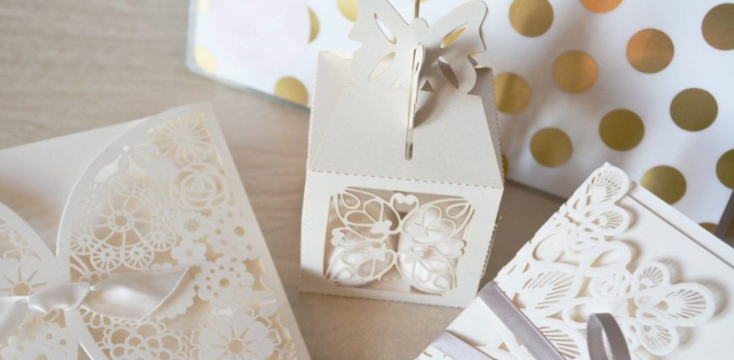 Kartki weselne handmade