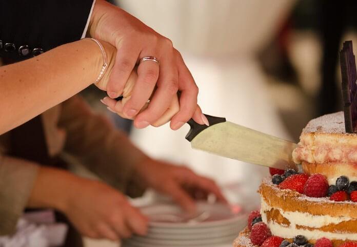 Słodki stół na weselu