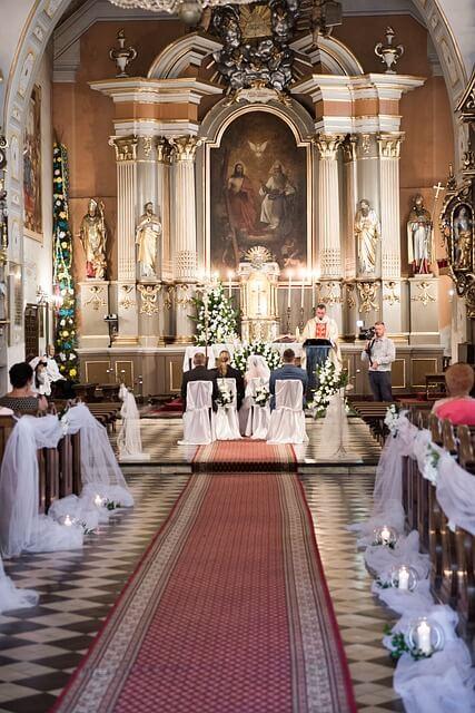 Nowe zasady dotyczące ślubów w czasie koronawirusa od 20 kwietnia