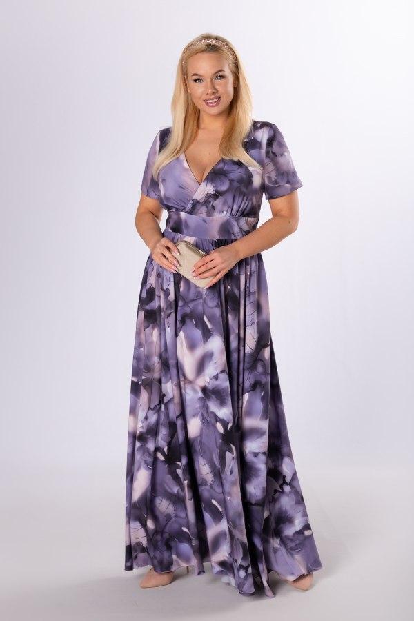 Sukienka na wesele Elegancka maxi